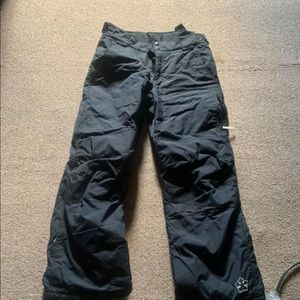 Youth 14/16 lightly used Columbia snow pants